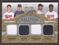 2009 Upper Deck Ballpark Collection #272 Francisco Liriano Joe Mauer Denard Span Justin Morneau /500