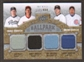 2009 Upper Deck Ballpark Collection #285 Roy Halladay Randy Johnson Jake Peavy Carlos Zambrano /400