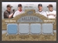 2009 Upper Deck Ballpark Collection #286 James Shields Barry Zito Daisuke Matsuzaka Roy Halladay /400