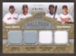 2009 Upper Deck Ballpark Collection #289 Nick Markakis David Ortiz Curtis Granderson Carl Crawford /400