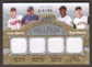 2009 Upper Deck Ballpark Collection #290 Torii Hunter Andruw Jones Mark Teixeira Jason Bay /400