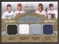 2009 Upper Deck Ballpark Collection #292 Chris Carpenter Josh Beckett Chris Young Randy Johnson /500