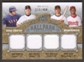 2009 Upper Deck Ballpark Collection #296 Matt Holliday Nick Markakis Chris B. Young Josh Hamilton /400