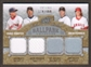 2009 Upper Deck Ballpark Collection #297 Justin Verlander Jered Weaver Josh Beckett Roy Halladay /400