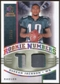 2008 Upper Deck SP Rookie Threads Rookie Numbers Holofoil Patch 75 #RNDJ DeSean Jackson /75