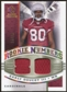 2008 Upper Deck SP Rookie Threads Rookie Numbers Holofoil Patch 75 #RNED Early Doucet /75