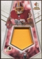2008 Upper Deck SP Rookie Threads Rookie Super Swatch Gold Patch 25 #RSSMK Malcolm Kelly /25