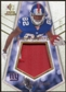 2008 Upper Deck SP Rookie Threads Rookie Super Swatch Gold Patch #RSSMM Mario Manningham /25