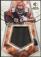 2008 Upper Deck SP Rookie Threads Rookie Super Swatch Gold Patch #RSSSI Jerome Simpson /25