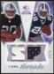 2008 Upper Deck SP Rookie Threads Dual Threads #DTDF Darren McFadden Felix Jones /75