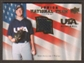 2008 Upper Deck USA Junior National Team Jerseys #NM Nick Maronde