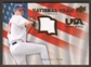 2008 Upper Deck USA National Team Jerseys #MM Mike Minor
