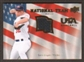2008 Upper Deck USA National Team Jerseys #SG Scott Gorgen