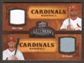 2008 Upper Deck Ballpark Collection #180 Albert Pujols Chris Duncan