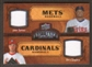 2008 Upper Deck Ballpark Collection #188 Johan Santana Chris Carpenter