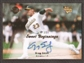 2008 Upper Deck Sweet Spot #125 Greg Smith Autograph /399