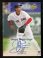 2008 Upper Deck Sweet Spot Rookie Signatures 50 #128 Jed Lowrie Autograph /50