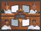 2008 Upper Deck Ballpark Collection #209 Scott Kazmir Randy Johnson Francisco Liriano Johan Santana