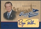 2004 Studio #216 Regis Philbin Fans of the Game Auto