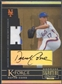 2005 Donruss Signature #11 David Cone K-Force Jersey Auto
