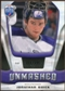 2009/10 Upper Deck Be A Player Goalies Unmasked #GU19 Jonathan Quick /499