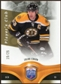 2009/10 Upper Deck Be A Player Player's Club #10 Zdeno Chara 15/25