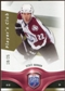 2009/10 Upper Deck Be A Player Player's Club #129 Scott Hannan /25