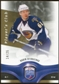 2009/10 Upper Deck Be A Player Player's Club #152 Maxim Afinogenov /25