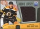 2009/10 Upper Deck Be A Player Rookie Jerseys #RJBM Brad Marchand /250