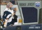 2009/10 Upper Deck Be A Player Rookie Jerseys #RJJE Jhonas Enroth /250