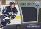 2009/10 Upper Deck Be A Player Rookie Jerseys #RJMS Mike Santorelli /250