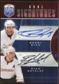2009 10 Upper Deck Be A Player Signatures Duals #S2GR Ryan Getzlaf Bobby Ryan Autograph