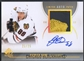 2010/11 SP Authentic #38 Patrick Kane Limited Patch Auto #21/25