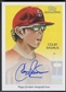 2010 Topps National Chicle #CR Colby Rasmus Umbrella Black Back Auto #21/25