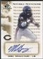 2007 SP Chirography #NNMS Mike Singletary Notable Notations Gold Auto #07/10