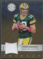 2011 Totally Certified #64 Aaron Rodgers Gold Materials Patch #07/10