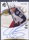 2007/08 SP Authentic #208 Jared Boll Rookie Auto #814/999