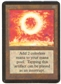 Magic the Gathering Alpha Single Sol Ring - MODERATE PLAY (MP)