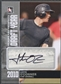 2011 ITG Heroes and Prospects Justin O'Conner Rookie Auto