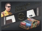 2013 Press Pass Redline #DDKYB Kyle Busch Dynamic Duals Firesuit Sheet Metal #06/10