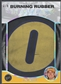 "2013 Press Pass #BRLKB Kyle Busch's Car Burning Rubber Letterman ""O"" Tire #3/8"