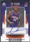 2004/05 SP Signature Edition #AS Amare Stoudemire SP Signs Auto #41/50