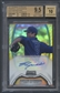 2011 Bowman Sterling Prospect #TGU Taylor Guerrieri Rookie Gold Refractor Auto #13/50 BGS 9.5