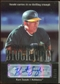 2007 Upper Deck Exquisite Collection Rookie Signatures Biography #SU Kurt Suzuki Autograph 9/20