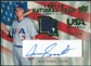 2008 Upper Deck USA Baseball Junior National Team Signature Jersey #UI17 Jordan Swagerty 158/173
