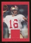 2000 Upper Deck Montana Master Collection #10 Joe Montana /250