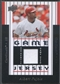 2008 Upper Deck #AP Albert Pujols UD Game Materials 1997 Jersey