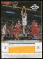 2012/13 Panini Limited Lights Out Materials Prime #25 Klay Thompson 09/10
