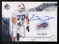 2009 Upper Deck SP Authentic #309 Eric Wood RC Autograph /999