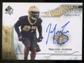 2009 Upper Deck SP Authentic #313 Malcolm Jenkins RC Autograph /999